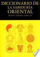 Libro de Diccionario De La Sabiduría Oriental