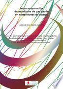 Libro de Intercomparación De Monitores De Gas Radón En Condiciones De Campo