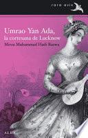 Libro de Umrao Jaan Ada. La Cortesana De Luknow