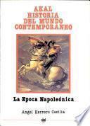 Libro de La época Napoleónica