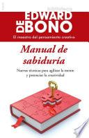 Libro de Manual De Sabiduría