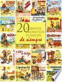 Libro de 20 Cuentos Infantiles Clásicos De Siempre