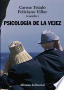 Libro de Psicología De La Vejez