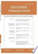 Libro de Revista Estudios Paraguayos 2016   N°1