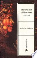 Libro de El Otoño Del Renacimiento, 1550 1640