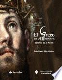 Libro de El Greco En El Laberinto