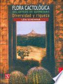 Libro de Flora Cactológica Del Estado De Querétaro