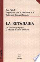Libro de La Eutanasia