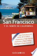 Libro de San Francisco. Y El Norte De California