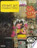Libro de Street Art   Personajes