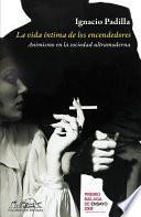 Libro de La Vida íntima De Los Encendedores