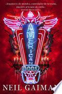 Libro de American Gods