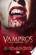 Libro de Colección Sobrenatural: Vampiros