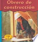 Libro de Obrero De Construcción