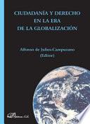 Libro de Ciudadanía Y Derecho En La Era De La Globalización