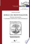 Libro de Jorge De Montemayor