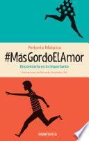 Libro de #másgordoelamor