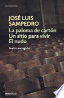 Libro de La Paloma De Cartón | Un Sitio Para Vivir | El Nudo