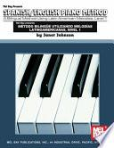 Libro de Spanish / English Piano Method Level 1