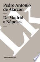 Libro de De Madrid A Nápoles