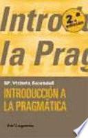 Libro de Introducción A La Pragmática