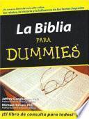 Libro de La Biblia Para Dummies