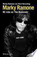 Libro de Mi Vida En The Ramones