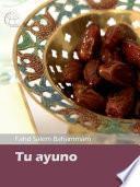 Libro de El Ayuno Del Musulmán(illustration)