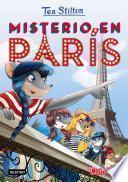 Libro de Misterio En París