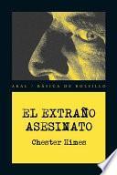 Libro de El Extraño Asesinato
