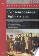 Libro de Contemporánea