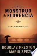 Libro de El Monstruo De Florencia