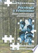 Libro de Psicología Y Feminismo