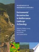 Libro de Environmental Reconstruction In Mediterranean Landscape Archaeology