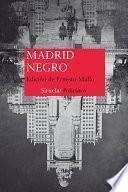 Libro de Madrid Negro