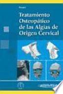 Libro de Tratamiento Osteopatico De Las Algias De Origen Cervical
