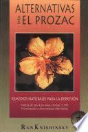 Libro de Alternativas Para El Prozac