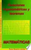 Libro de Trigonometría   Razones Trigonométricas Y Teoremas