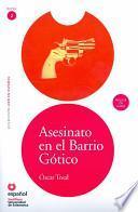 Libro de Asesinato En El Barrio Gótico