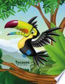 Libro de Tucanes Libro Para Colorear 1