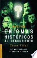 Libro de Nuevos Enigmas Históricos Al Descubierto