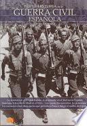 Libro de Breve Historia De La Guerra Civil Española