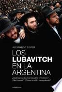 Libro de Los Lubavitch En La Argentina