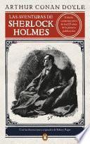 Libro de Las Aventuras De Sherlock Holmes (edición Ilustrada)