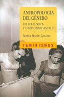 Libro de Antropología Del Género
