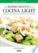 Libro de Las Mejores Recetas De La Cocina Light