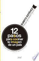 Libro de 12 Pasos Para Cocinar La Imagen De Un País