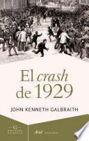 Libro de El Crash De 1929