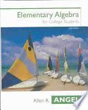 Libro de Algebra Elemental