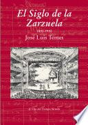 Libro de El Siglo De La Zarzuela